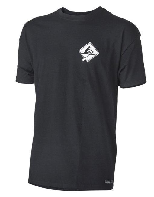 SxS T-Shirt (Shut Up and Row) - Black