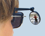 DBC Eyeglass Mirror