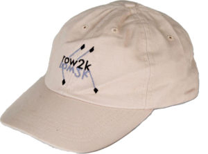 row2k supporters hat